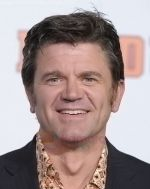 John Michael Higgins at the premiere of movie FIRED UP on February 19, 2009 in Culver City, California.jpg