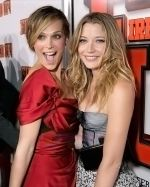 Molly Sims and Sarah Roemer at the premiere of movie FIRED UP on February 19, 2009 in Culver City, California.jpg