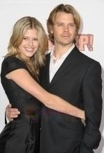 Sarah Wright, Eric Christian at the premiere of movie FIRED UP on February 19, 2009 in Culver City, California.jpg