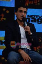 Saurav Ganguly at Knight Angels show launch in NDTV Imagine on 20th Feb 2009 (10).JPG
