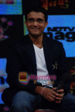 Saurav Ganguly at Knight Angels show launch in NDTV Imagine on 20th Feb 2009 (11).JPG