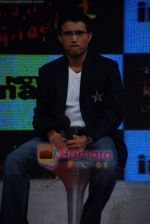 Saurav Ganguly at Knight Angels show launch in NDTV Imagine on 20th Feb 2009 (5).JPG
