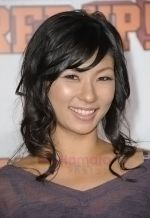 Smith Cho at the premiere of movie FIRED UP on February 19, 2009 in Culver City, California (3).jpg