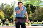 John Michael Higgins in still from the movie FIRED UP.jpg