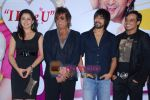 Shakti Kapoor, Simran Sachdev, Aashish Chaudhary, Yash Tonk at Kisse Pyaar Karoon film promotional event in MIG Club, Bandra on 23rd Feb 2009 (50).JPG