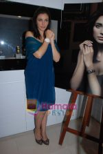 Lisa Ray inaugurates Rado Store in Cr2 mall, Churchgate on 25th Feb 2009 (9).JPG