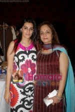 Mana Shetty, Smita Thackeray at Araaish in aid of Save the Children Event presented by Samira Habitats in Blue Sea, Worli on 25th Feb 2009 (2).JPG