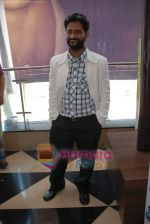 Rasool Pookutty at Slumdog special screening in PVR on 28th Feb 2009 (5).JPG