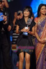 Sourabhee Debbarma at the Grand finale of Indian Idol Season 4 in Mumbai on 2nd March 2009 (46).JPG