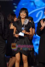 Sourabhee Debbarma at the Grand finale of Indian Idol Season 4 in Mumbai on 2nd March 2009 (5).JPG