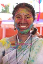 Bharti Patil at Holi celebrations by NDTV Imagine on 3rd March 2009 (10).JPG