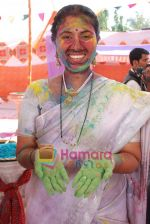 Bharti Patil at Holi celebrations by NDTV Imagine on 3rd March 2009 (2).JPG