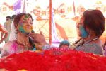 Swati Chitnis at Holi celebrations by NDTV Imagine on 3rd March 2009 (3).JPG