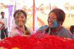 Swati Chitnis at Holi celebrations by NDTV Imagine on 3rd March 2009 (4).JPG