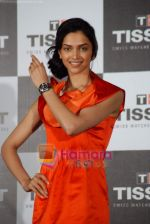 Deepika Padukone launches Tissot watches in ITC Parel on 5th March 2009 (26).JPG
