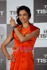 Deepika Padukone launches Tissot watches in ITC Parel on 5th March 2009 (27).JPG