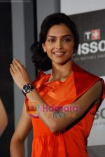 Deepika Padukone launches Tissot watches in ITC Parel on 5th March 2009 (28).JPG