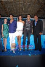 Kylie Minogue, Akshay Kumar, Lara Dutta, Zayed Khan, Sanjay Dutt at the Press Conference of the film Blue in Rennaissance Hotel, Powai on 6th March 2009 (3).JPG