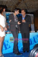 Zayed Khan, Sanjay Dutt at the Press Conference of the film Blue in Rennaissance Hotel, Powai on 6th March 2009 (52).JPG