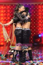 Shamayal and Sambhavna at the Dancing Queen grand finale on Colors on 7th March 2009 (10).JPG