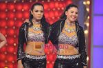 Shamayal and Sambhavna at the Dancing Queen grand finale on Colors on 7th March 2009 (2).JPG