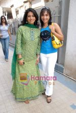 Kamalika Guhathakurta, Mouli Ganguly at Anu Ranjan_s Womens_s Day bash on 8th March 2009 (3).JPG