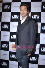 Karan Johar ties up with UTV for distribution in J W Marriott on 9th March 2009 (17).JPG
