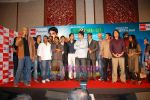 Sudhir Mishra, Parsoon Joshi, Ehsaan Noorani, Shankar Mahadevan, Loy Mendonca at Sikander music launch in the Club on 9th March 2009 (2).JPG
