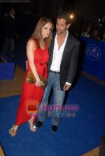 Hrithik Roshan, Suzanne Khan at Shilpa Shetty_s Rajasthan Royals bash in Grand Hyatt on 10th March 2009 (4).JPG