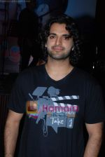 Siddharth Makkar at Straight Film music launch in Blue Frog on 10th March 2009 (42).JPG