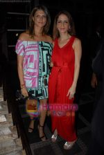 Suzanne Khan, Nandita Mahtani at Shilpa Shetty_s Rajasthan Royals bash in Grand Hyatt on 10th March 2009 (2).JPG