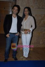 Tusshar Kapoor, Sunita Menon at Shilpa Shetty_s Rajasthan Royals bash in Grand Hyatt on 10th March 2009 (3).JPG