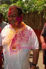 Satish Kaushik at Shabana Azmi_s holi bash on 11th March 2009 (18).JPG