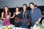 Dia Mirza, Zayed Khan, Jackie Bhagnani and Vaishali Desai at music launch of Kal Kisne Dekha in Cinemax on 12th March 2009 (2).JPG
