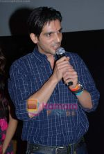 Zayed Khan at music launch of Kal Kisne Dekha in Cinemax on 12th March 2009 (2).JPG
