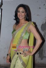 Shweta Tiwari on location of Jhalak Dikhla Ja 4 in Filmistan on 14th March 2009 (3).JPG