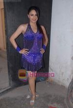 on location of Jhalak Dikhla Ja 4 in Filmistan on 14th March 2009 (13).JPG