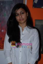 Neha Yadav at Music Therapy workshop in Abu Malik Studio, Andheri on 16th March 2009 (5).JPG