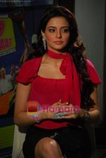 Aamna Shariff at Aloo Chaat Press Meet in Blue Waters, Andheri, Mumbai on 17th March 2009 (7).JPG