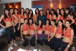 at Talwalkars with Femina Miss India contestants in Bandra on 17th March 2009 (19).JPG
