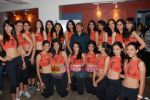 at Talwalkars with Femina Miss India contestants in Bandra on 17th March 2009 (22).JPG