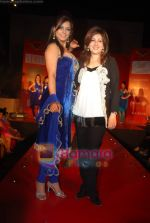 Neetu Chandra, Archana Kocchar at Fosters Archana Kocchar fashion show on 18th March 2009 (93).JPG