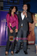 Adhyayan Suman at Adhyayan Suman_s website launch in Fame on 19th March 2009 (15).JPG