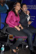 Adhyayan Suman at Adhyayan Suman_s website launch in Fame on 19th March 2009 (16).JPG