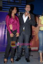 Adhyayan Suman at Adhyayan Suman_s website launch in Fame on 19th March 2009 (20).JPG