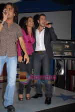 Adhyayan Suman at Adhyayan Suman_s website launch in Fame on 19th March 2009 (26).JPG