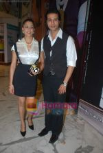 Apoorva Agnihotri, Shilpa Saklani at the Premiere of Aloo Chaat in PVR, Juhu on 19th March 2009 (2).JPG