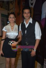 Apoorva Agnihotri, Shilpa Saklani at the Premiere of Aloo Chaat in PVR, Juhu on 19th March 2009 (66).JPG
