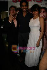 Gul Panag, Vinay Pathak, Siddharth Makkar at the Premiere of Straight in Fame on 19th March 2009 (3).JPG