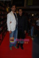 Robby Grewal, Anuj Saxena at the Premiere of Aloo Chaat in PVR, Juhu on 19th March 2009 (19).JPG